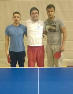 Manja braća - M. Topić, S. Pučić i S. Bekavac
