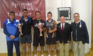 13. kupa Grada Samobora u stolnom tenisu - Grand Prix (2)