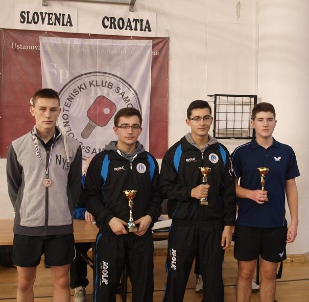 14. kupa Grada Samobora u stolnom tenisu - j/m