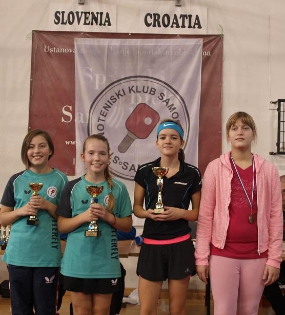 14. kupa Grada Samobora u stolnom tenisu - mk/f