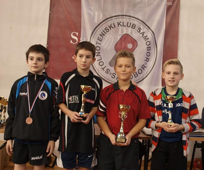 14. kupa Grada Samobora u stolnom tenisu - nmk/m