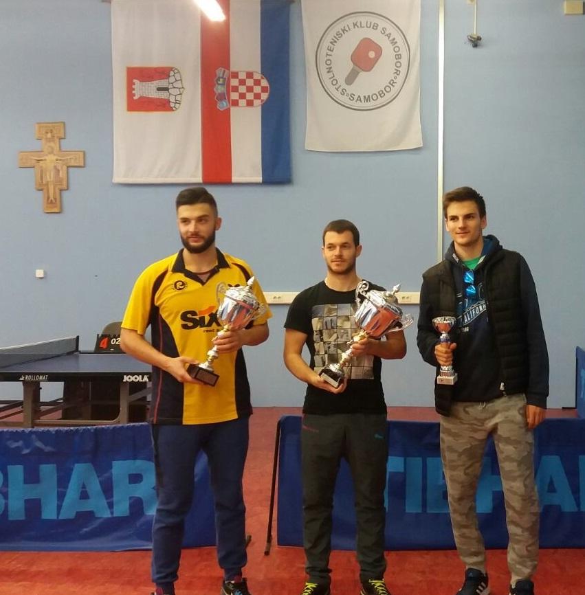 14. kupa Grada Samobora u stolnom tenisu - Grand Prix
