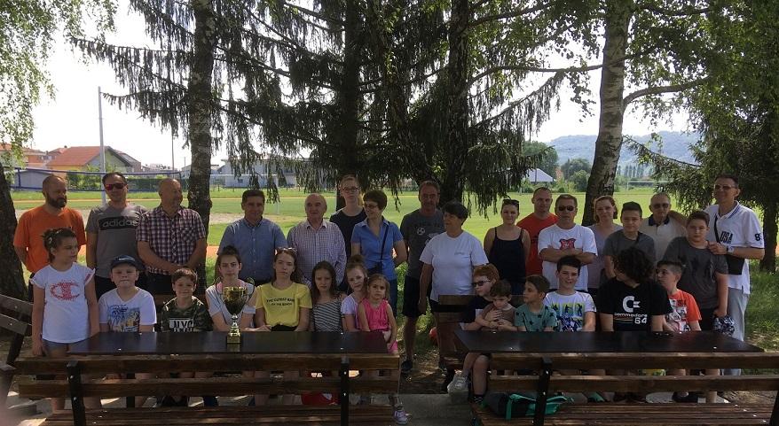 Završno druženje članova Kluba sezona 2018.-19.
