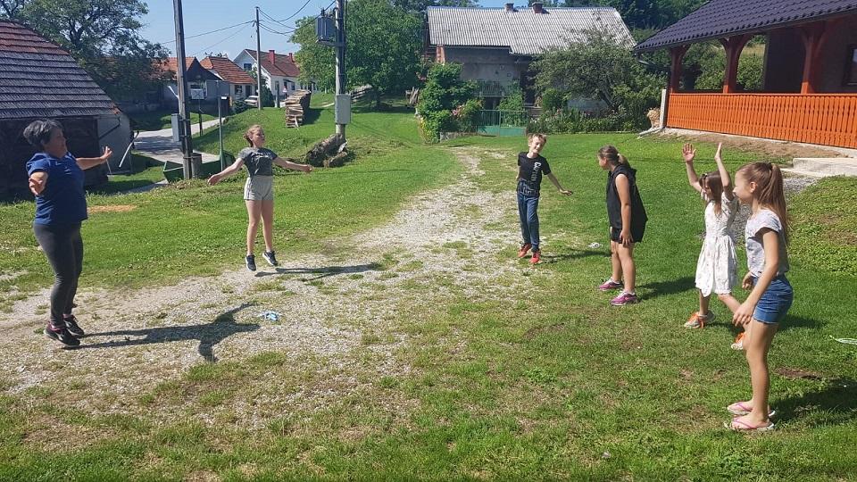 Škola stolnog tenisa u Novim Selima Žumberačkim