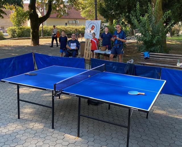 11.09.2021. prezentacija stolnog tenisa - Dan otvorenih vrata STK Samobora